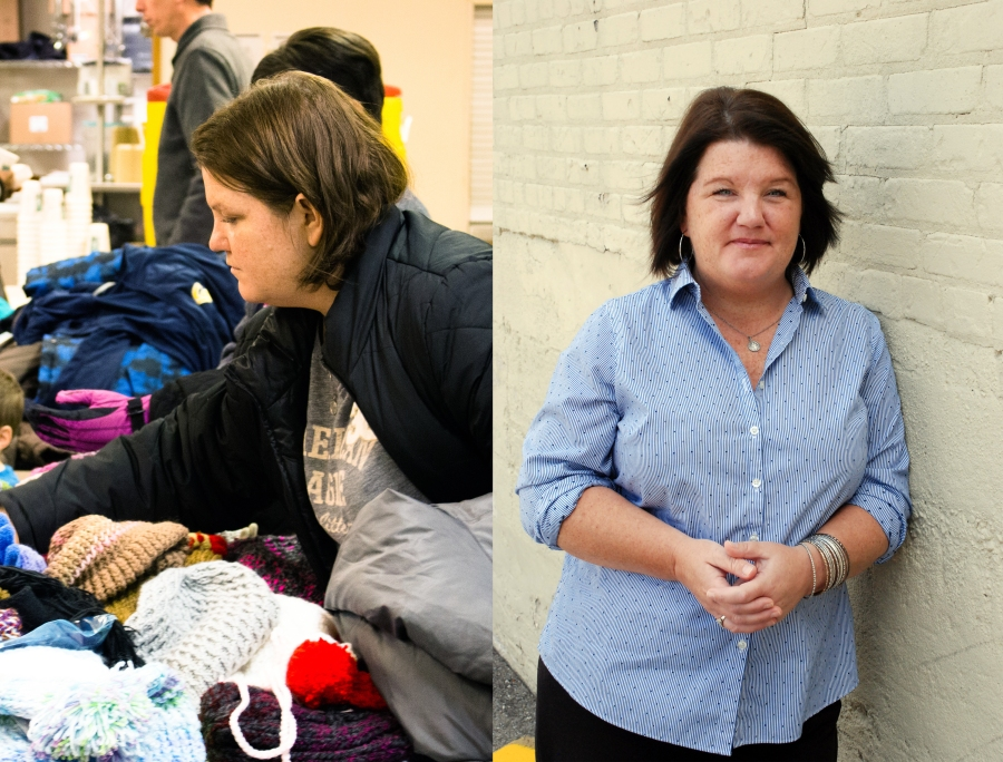 From rock bottom to restoration: Meagan'sstory